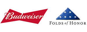Budweiser Military Campaign a Budweiser partnership event with Folds of Honor Foundation